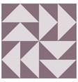 barn quilt pattern patchwork design vector image vector image