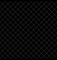 checkered wired fence background vector image