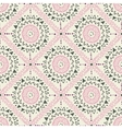 decorative boho seamless pattern vector image vector image