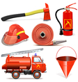Fire Prevention Icons