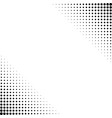 background of round dots vector image vector image