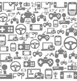 Game a background vector image vector image