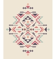 set three colorful ethnic pattern element vector image