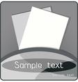 business envelope vector image
