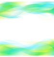 Blue And Green Abstract Background vector image vector image