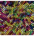 Swirl colorful abstract background vector image