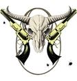 Wild West Mascot vector image