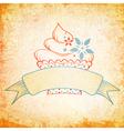 Grunge Cake Design
