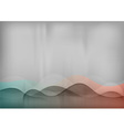 background pastel simple wave vector image