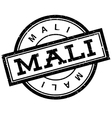 Mali rubber stamp vector image vector image