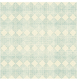 Small repeating retro pattern vector image vector image
