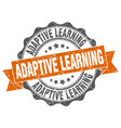 Adaptive learning stamp sign seal
