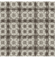 Overlapping line pattern vector image vector image