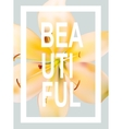 Nature T-shirt Graphic with Slogan for Fashion