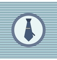 Nectie color flat icon vector image vector image