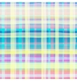 Seamless Abstract Scottish Plaid vector image