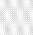 Slim gray diagonal small bricks vector image