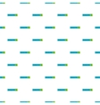 Translator app pattern cartoon style vector image vector image