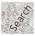 BMSE Already a hype text background wordcloud vector image vector image