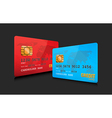 card payments vector image vector image
