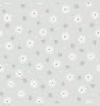 festive christmas snowflakes vector image