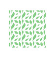 leaf background icon design template vector image