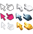 3d cursors vector | Price: 1 Credit (USD $1)