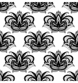 Persian paisleys seamless pattern vector image