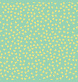 seamless pattern randomly disposed hearts vector image vector image
