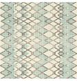 Criss cross zig zag pattern vector image vector image