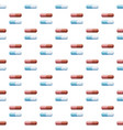 medical capsules pattern vector image