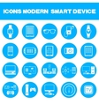 Modern Smart Devices vector image