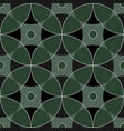seamless square pattern from geometrical abstract vector image