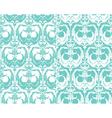 Set of seamless patterns - floral ornamental backg vector image vector image