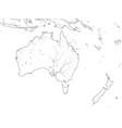 world map australia continent zealand oceania