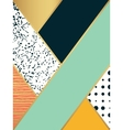 Abstract art pattern for vector image vector image
