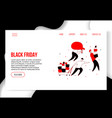 big sales online 2 vector image
