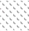 Conveyor belt pattern cartoon style vector image vector image