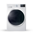 relistic of washer vector image vector image