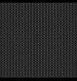 seamless grid mesh matrix pattern cellular vector image vector image