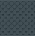 dark gray embossed paper seamless pattern vector image vector image