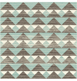 Small Triangular pattern vector image vector image