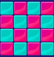 blue and pink tiles texture seamless vector image vector image