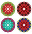 Circular Ornaments vector image