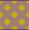 golden craquelure seamless woolen knitted pattern vector image vector image