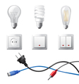 Home electricity vector | Price: 3 Credits (USD $3)