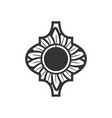 arabesque icon design template