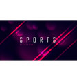 dynamic sport background with clouds dust