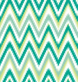 Emerald ikat chevron vector | Price: 1 Credit (USD $1)