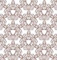 seamless Islamic pattern vector image vector image